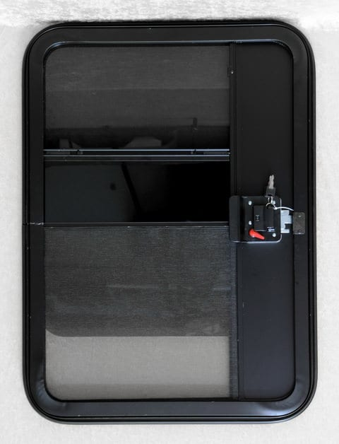 AJ Plastics Manufacturing - StateWide Tear Drop Camper Door