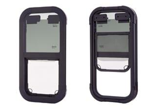 versatal vertical slide windows